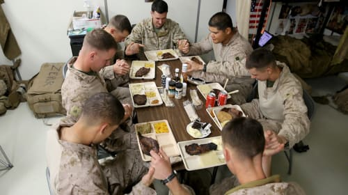 Marine Corps Stories: Provisions