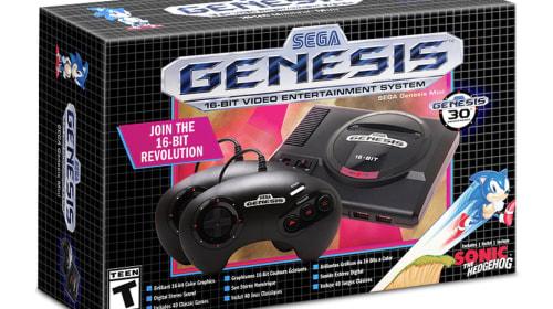 Why it's worth getting the Sega Genesis Mini