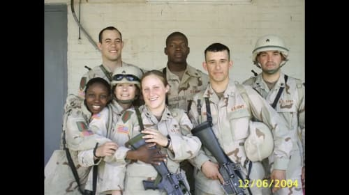 Tour in Iraq