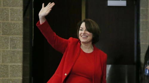 Astrology of the 2020 Elections: Amy Klobuchar