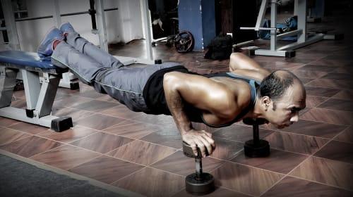 Bodybuilding Training
