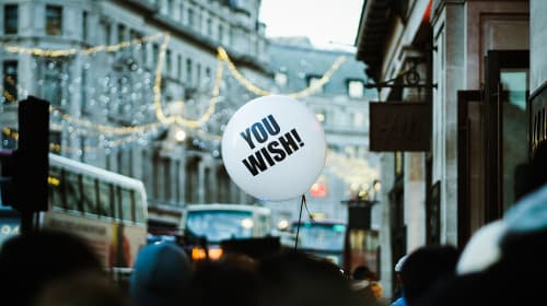 How To Realize Desires Or How Many Desires Do You Need To Write On Your Wish List?
