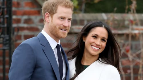 ABC and Fox Airing Specials About Prince Harry and Meghan's Transition