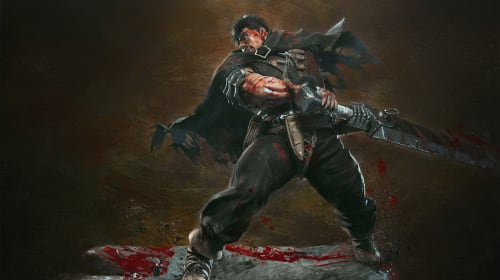 "How To Build Guts (From ""Berserk"") in The Pathfinder RPG"