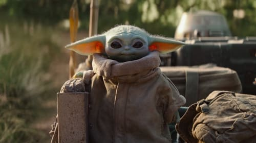 "An Ode to The Ballad That Supersedes Everything In My Life: ""Dear Baby Yoda"""