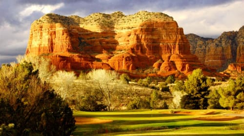 Sedona Arizona - The Red Canyons