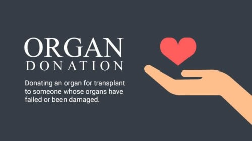 Save lives – Donate your organs