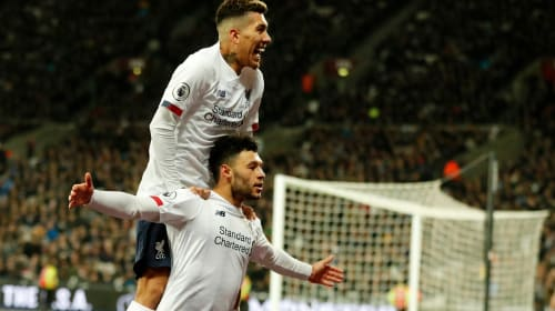 West Ham United 0-2 Liverpool: Reds are corner counter kings