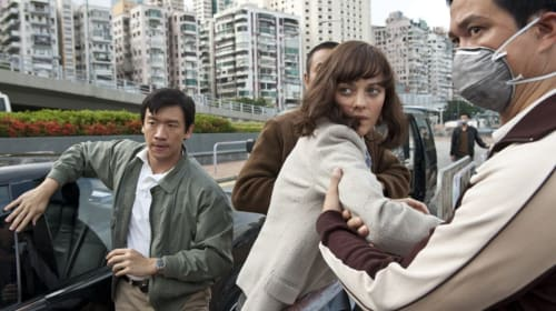 "My Review of ""Contagion"""
