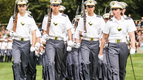 Reason First: Why is Sexual Misconduct on the Rise at Military Academies?