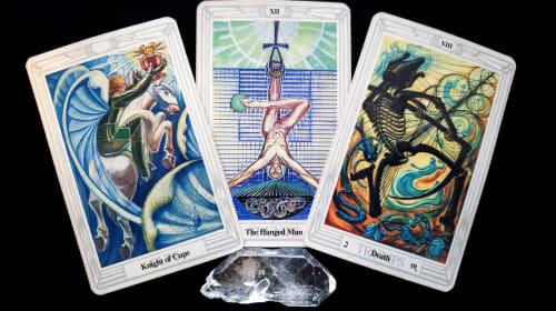 Mirror Dragon Tarot Week#6 2020
