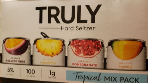 Truly Hard Seltzer Review