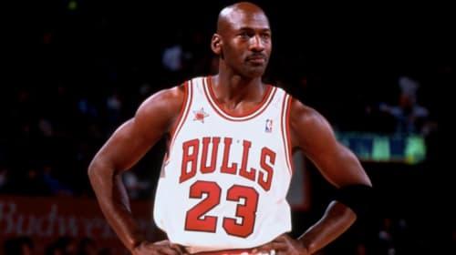 The Paternal Ancestry of Michael Jordan