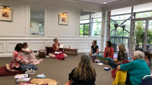 12 Months of Inner Work with Angela Hryniuk - My Spiritual Teacher