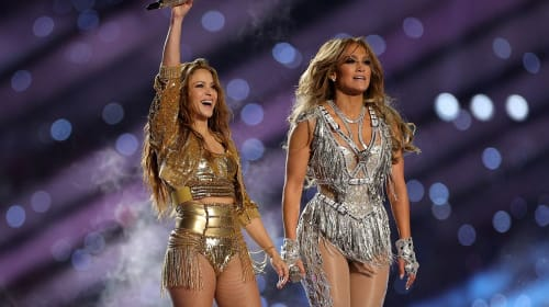 If JLo And Shakira Are What 40 And 50 Are, Sign Me Up