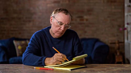 Modern Writer - James Patterson