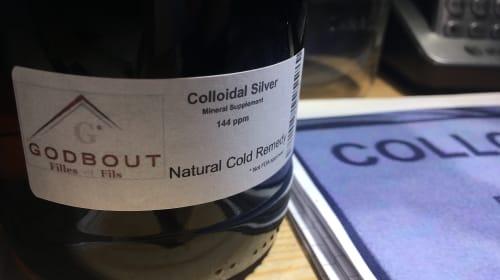 Colloidal Silver NB