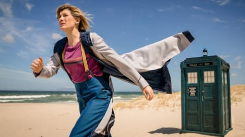 'Doctor Who: The Scary Real-life Science behind 'Praxeus'