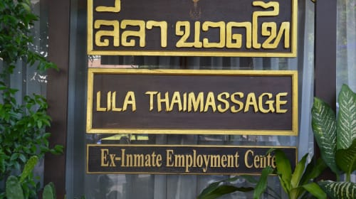 Your first Thai Massage: A guide