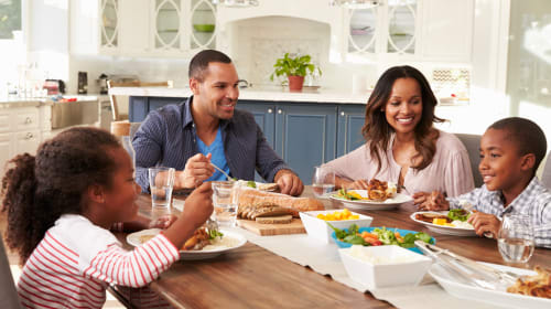 Make Tasty Swaps for Your Health with Seafood