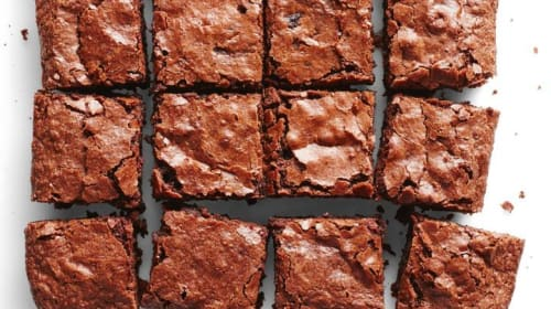 Gooey Fudge Brownies That Are To Die For!