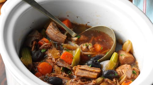 Warm Up with Simple Slow-Cooker Meals