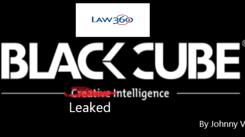 Johnny's Data Diving Part 1: New York Firm Law360 Leaks Israeli Intelligence's Personal Data