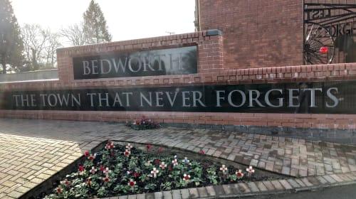 Behind Bedworth