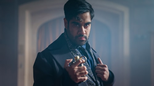 Doctor Who's Sacha Dhawan Encourages Men to Talk More About Mental Health