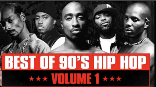 10 of the best hip hop artists of the 90's -you might not know about  Vol #1