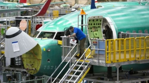 Is Counterfeiting Boeing Safety Parts Protected?