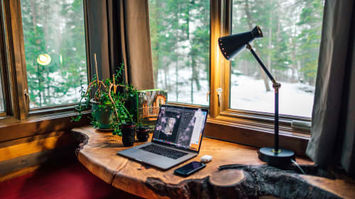 How to Turn Your Work Space Into Your Favorite Space