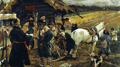 The Emancipation of Russia's Serfs in 1861
