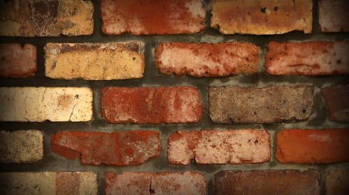 Conversations with a Brick Wall