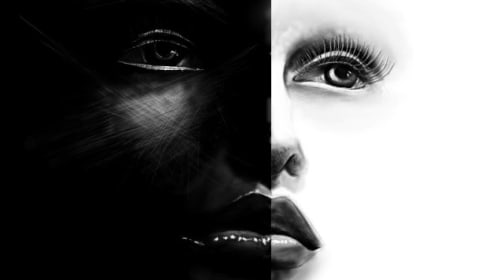 The Light & Dark