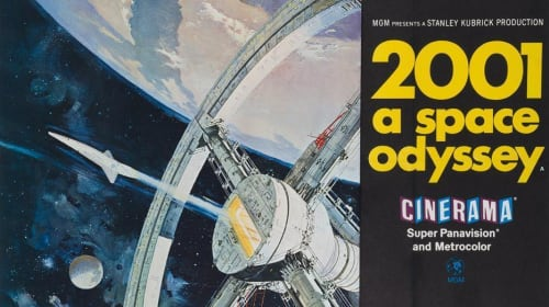 "A Filmmaker's Guide to the 60 Things You Should Know About ""2001: A Space Odyssey"" (1968)"