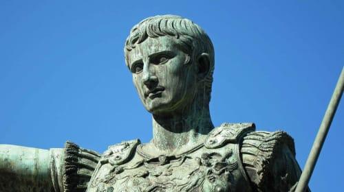 Emperor Augustus of Rome