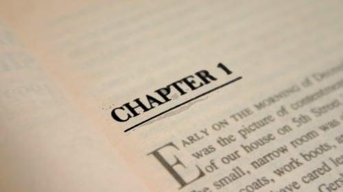 Novel Writing: 5 Easy Tips