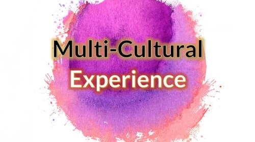 Multi-Cultural Experiences (MCE's)