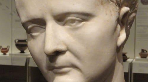 Emperor Tiberius of Rome
