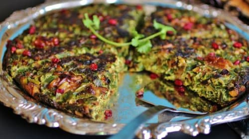 10 Iranian vegetarian foods suitable for all tastes