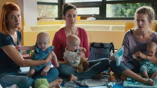 Workin' Moms Returns Tonight