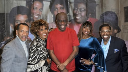 Ja'net DuBois reunited with 'Good Times' cast mates shortly before her death