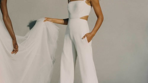 Bridal Jumpsuits: Why Brides are Making the Switch
