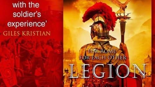 Book Review #1:Legion