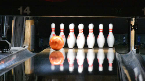 Do Bowling Balls Have a Mind Of TheirOwn?