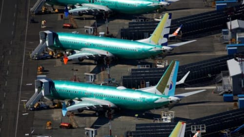 Unprecedented Boeing Aircraft Safety Threat Not Removed by Massive Cover-Up: Chapter One
