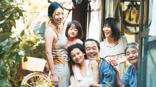 SHOPLIFTERS Exposes Unseen Japan