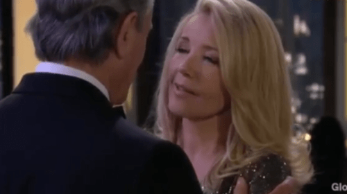 Thursday on The Young and the Restless: An unexpected kiss, blackmail, mistaken identity, revenge, and a proposal