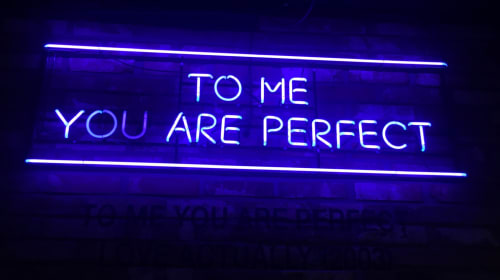 To me you are perfect: reminders for everyday